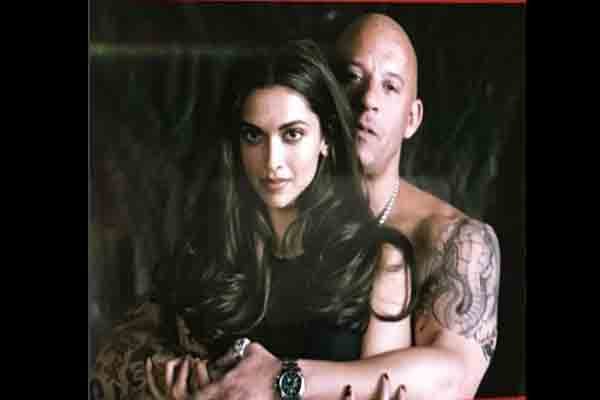 Vin Diesel to visit India, confirms Deepika Padukone