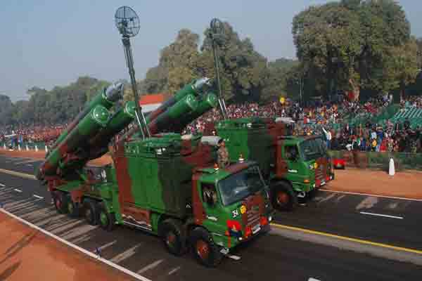 In pics: Rehearsals of Republic Day Parade was eye-soothing