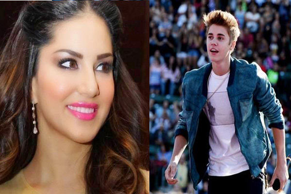 Sunny Leone excited to attend Justin Bieber