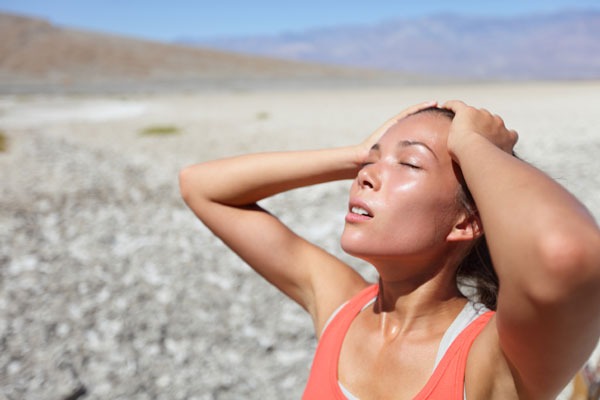 Keep body odour at bay in summer