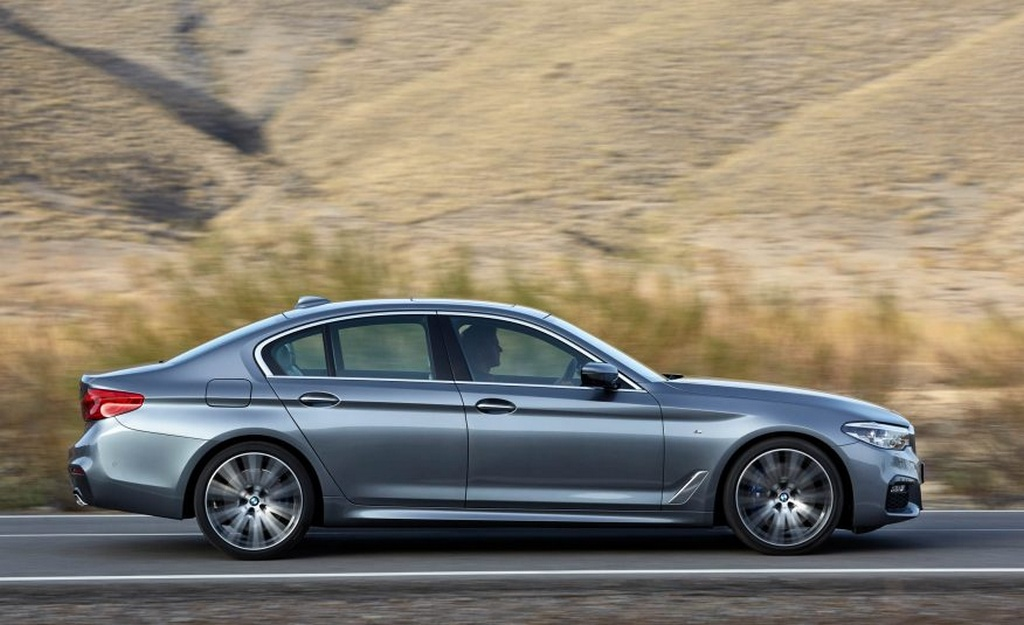 Next-Gen BMW 5 series: launch likely In June