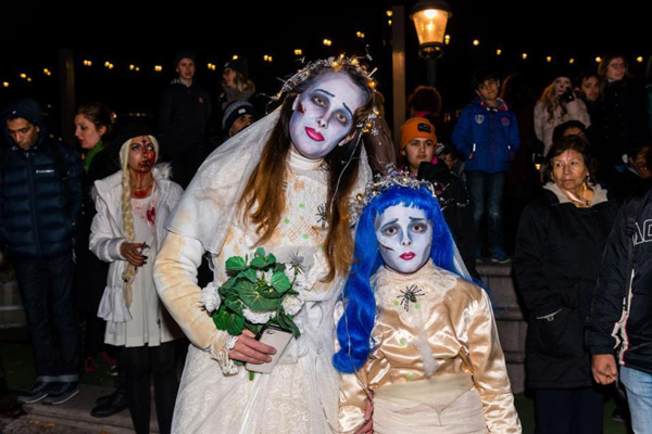Photos : Halloween looks decoded