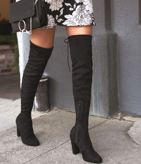 Try the trendiest Winter boots