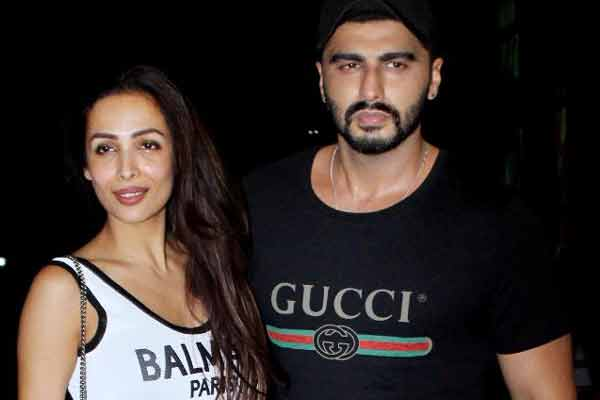 Malaika makes relationship official with