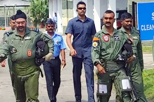 Honoured to fly my last sortie with Abhinandan: Air Chief
