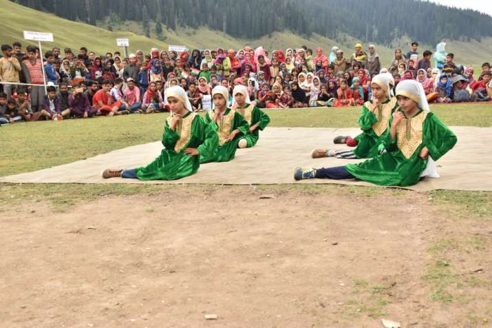 Kashmiris celebrate one year of abrogation of Article 370