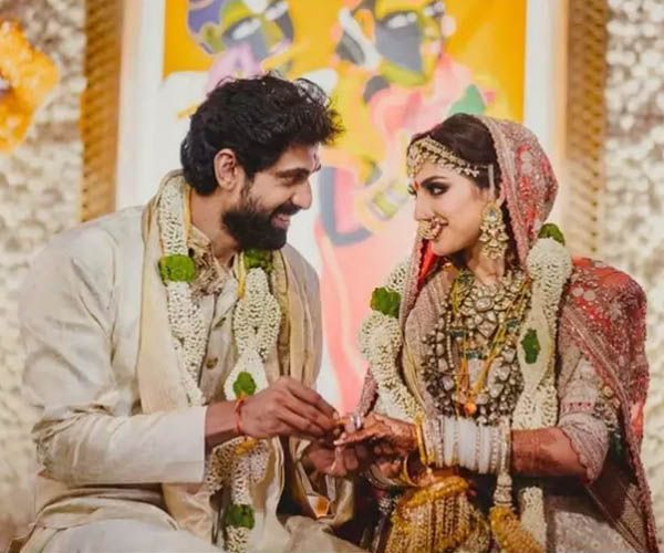 Inside Rana Daggubati and Miheeka Bajaj