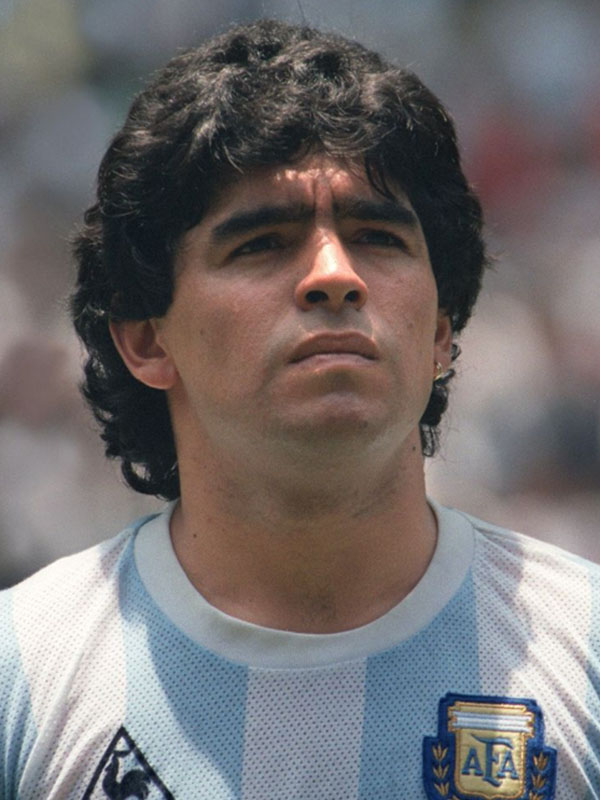Diego Maradona: A life in pictures
