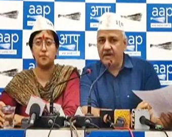 Atishi breaks down over derogatory pamphlet, Gambhir blamed