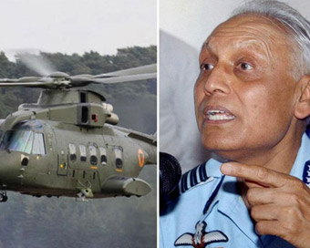 Ex-IAF chief S.P. Tyagi gets bail in AgustaWestland case