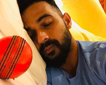 Already dreaming about historic pink ball test: Rahane