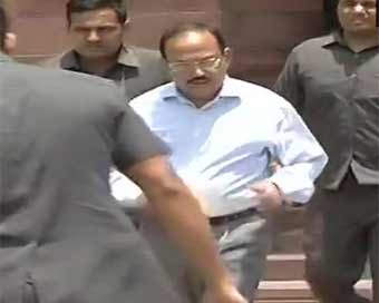 Ajit Doval to stay NSA, gets Cabinet rank