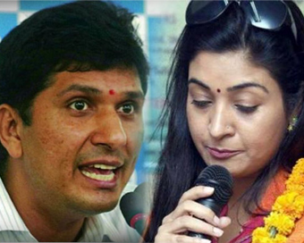 AAP legislator dares Alka Lamba to join Congress