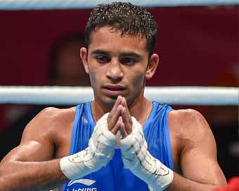 Asiad 2018: Amit bags gold in men