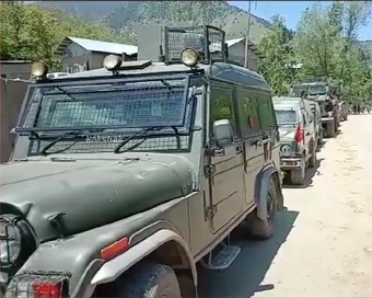 JeM militant killed in Jammu and Kashmir gunfight