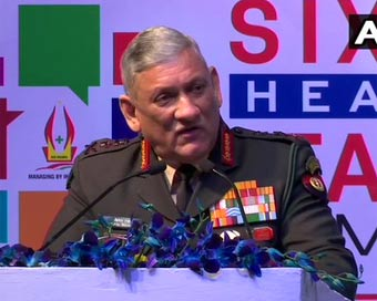Leading crowds to violence is not leadership: Army Chief