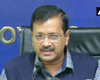Decision on Odd-Even extension on Monday: Kejriwal