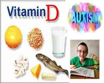 Maternal Vitamin D levels may prevent autism in kids
