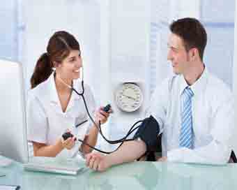 Blood pressure rising globally including in India: Report