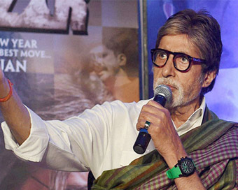 I found TV an effective way to spread cleanliness message: Amitabh Bachchan