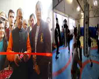 National boxing academy inaugurated in Rohtak