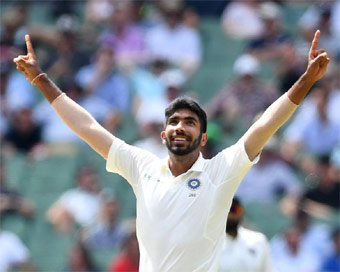 Melbourne Test: Bumrah
