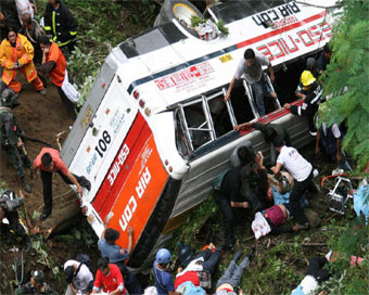 24 die in Philippines accident