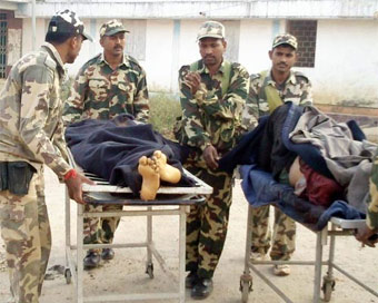 CRPF constable kills four colleagues in fratricidal shooting