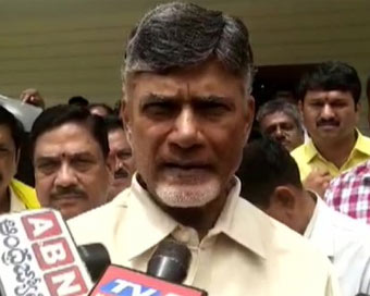 Chandrababu Naidu under house arrest to foil protest march