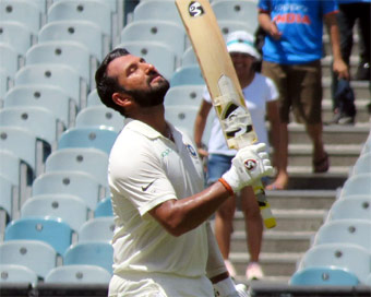 3rd Test: Pujara, Kohli, Rohit put India in driver