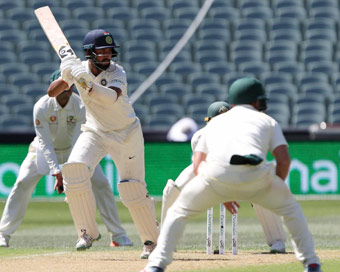 1st Test: Poor batting leaves India struggling on opening day