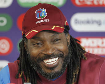 Never got any respect, says Windies legend Chris Gayle