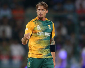 Dale Steyn becomes leading wicket-taker for SA in T20Is