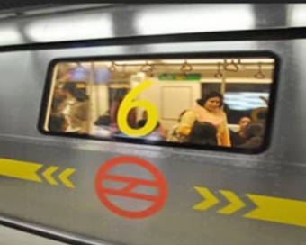 Delhi Metro's Yellow line faces delay in service