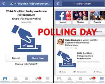 Facebook launches tools to encourage voting in India