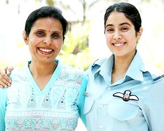 Gunjan Saxena Praises Janhvi Kapoor On Seeing The Kargil Girl Teaser Saharasamay
