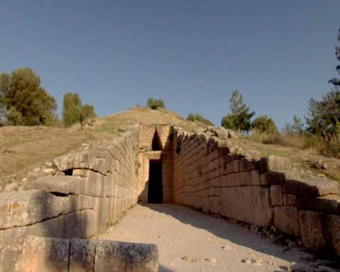 2,000-year-old tombs excavated in China