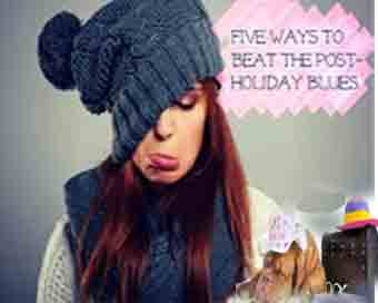 Beat holiday blues with these simple tips