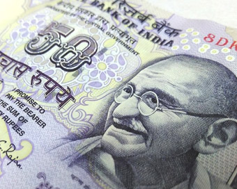 Rupee touches new low at 73.77/$
