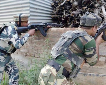 Jammu-Kashmir: Two militants killed in Shopian gunfight