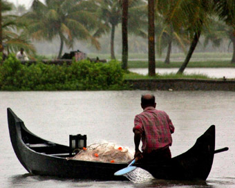 Monsoon hits Kerala 3 days ahead of schedule: IMD