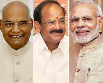 Kovind, Naidu, Modi greet people on Eid-ul-Fitr