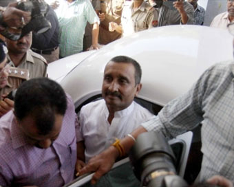 Unnao Case: Kuldeep Singh Sengar charged with murder of victim