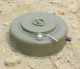 30-kg landmine recovered in Jharkhand