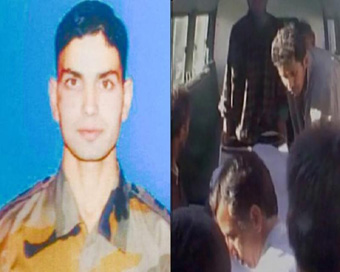 Killing of Lt Umar Fayaz a