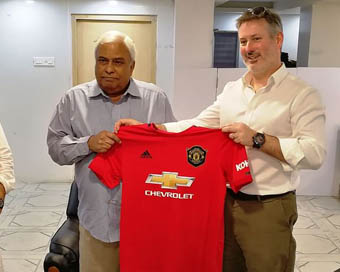 Nothing confirmed at this stage: Man United on playing East Bengal