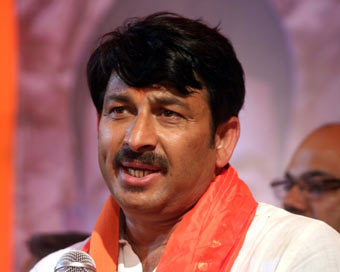 Manoj Tiwari to meet Shah to push for NRC in Delhi