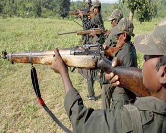 4 Maoists killed in Chhattisgarh