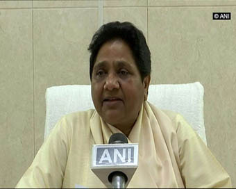 Mayawati loses power in her house due to unpaid bill