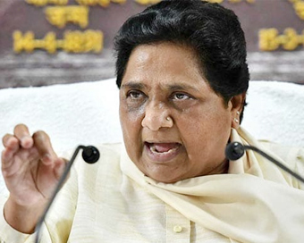 Mayawati not to contest Lok Sabha elections